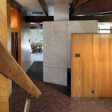 Modern Hall Genel House, Louis Kahn
