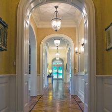Traditional Hall by Philip S. Kennedy-Grant, FAIA