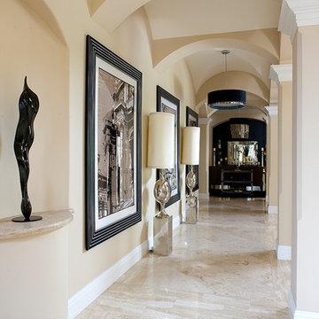 Glam Interior Design