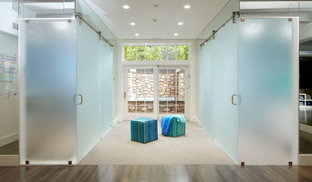 Glass Closet-- Greenwich, CT