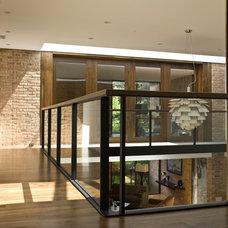 Modern Hall by Architecture Workshop 4B LLC