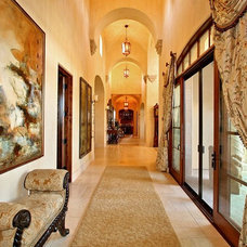 Traditional Hall by Kern & Co. - Susan Spath Interior Design
