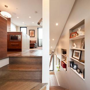 Grandview Laneway Residence - Staircase