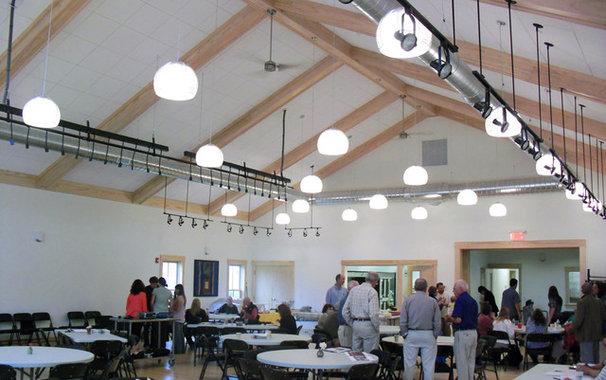 Hall by Union Studio, Architecture & Community Design