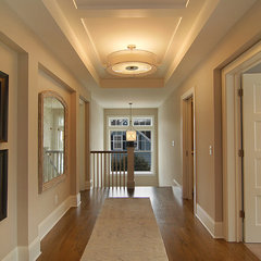 traditional hall by Great Neighborhood Homes