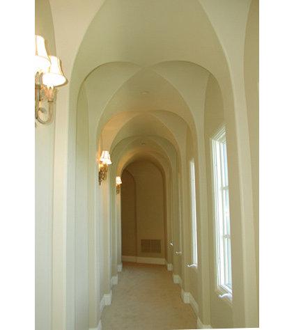 Mediterranean Hall by Mark R. Eggen Construction, Inc.