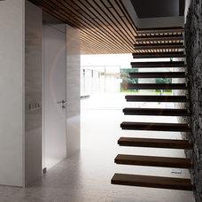 Modern Hall by ARX architecten