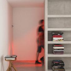 Modern Hall by Denilson Machado - MCA Estudio