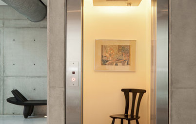 The Increasing Popularity of Home Elevators