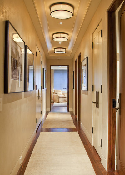Contemporary Hall by Forum Phi Architecture | Interiors | Planning