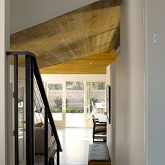 contemporary hall by Garret Cord Werner