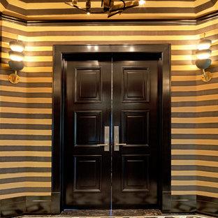 Aménagement d'un couloir.
