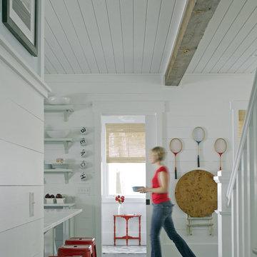 Hall/Kitchen/Stairs