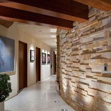 Modern Hall by KuDa Photography