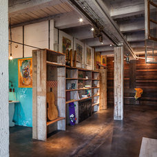Industrial Hall by KuDa Photography