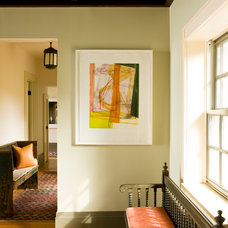 Farmhouse Hall by Sightline Art Consulting