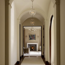 Mediterranean Hall by Alderson Construction