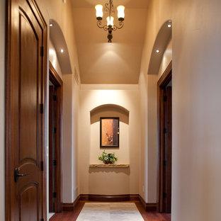 Hallway & Art Niche