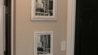 Hallway Art Pieces