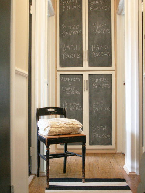 linen closet door houzz. Black Bedroom Furniture Sets. Home Design Ideas
