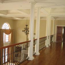 Traditional Hall by Toni Sabatino