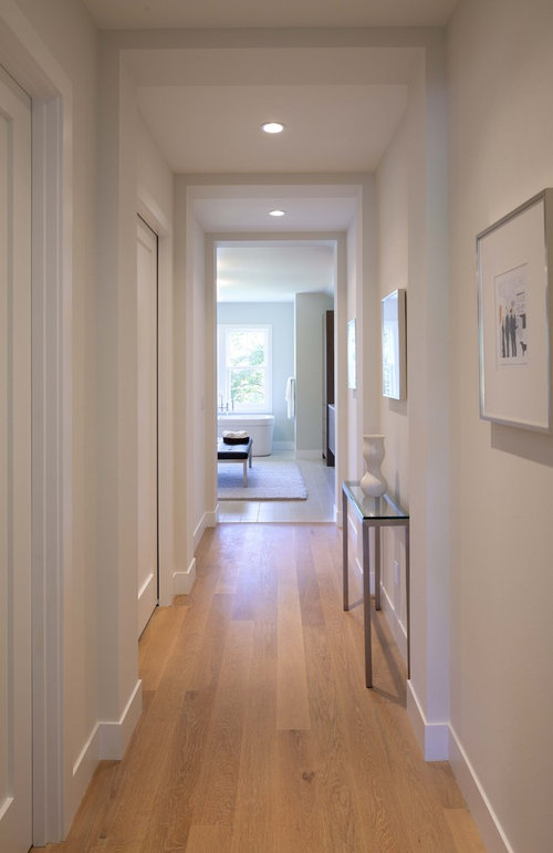 Contemporary Baseboards And Door Trim