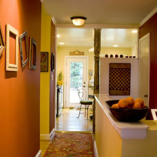 Eclectic Hall by Designing Solutions