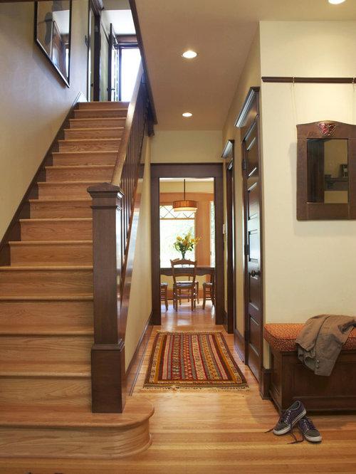Two Toned Wood Floor Houzz