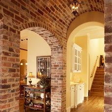 Traditional Hall Hallway