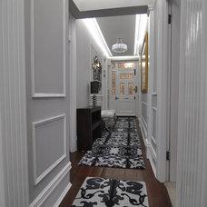 Hall by Kia Designs