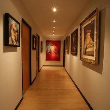Modern Hall by Martin Patrick 3