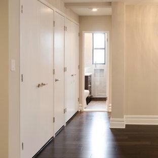 Hallway - Modern Glam Apartment Renovation