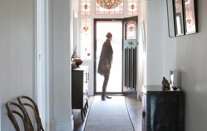 Hallway Floor Solutions to Stop Dirt and Mud in Their Tracks
