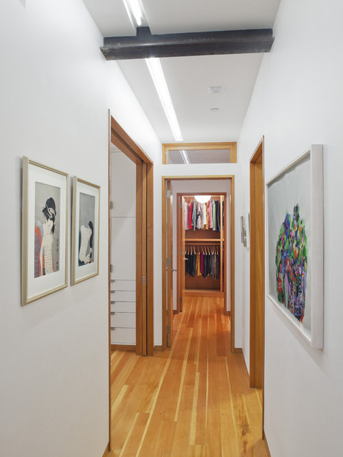Hallway Office Home Design Ideas, Pictures, Remodel and Decor