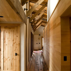 Rustic Hall by Montana Reclaimed Lumber Co.