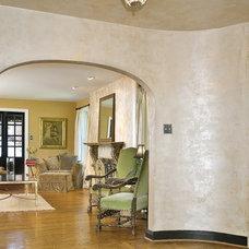 Traditional Hall by Ruby Rose Studio, LLC