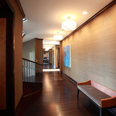 Contemporary Hall by Clockwork