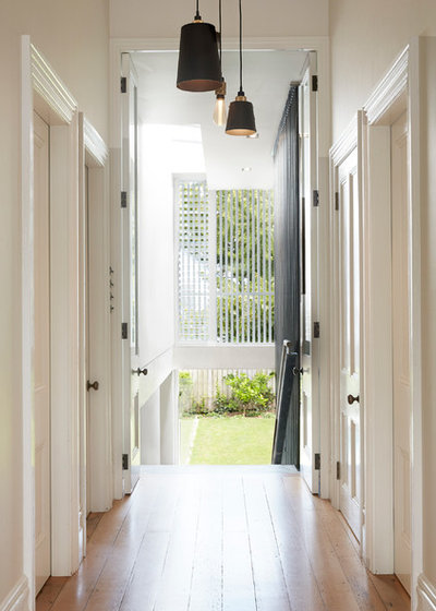 Transitional Hall by Gerrad Hall Architects