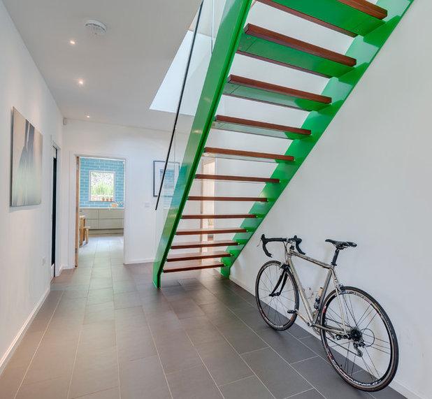 Contemporary Hall by van Ellen + Sheryn Architects