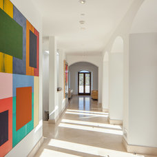 Mediterranean Hall by Hill Construction Company