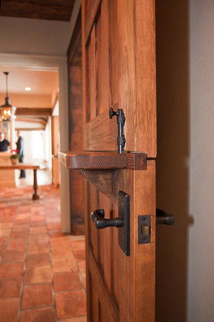 Interior Dutch Door