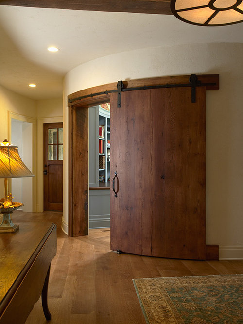 Curved Wall Door Ideas, Pictures, Remodel and Decor