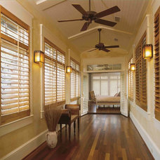 Tropical Hall by Weatherwell Elite - Aluminum Shutters