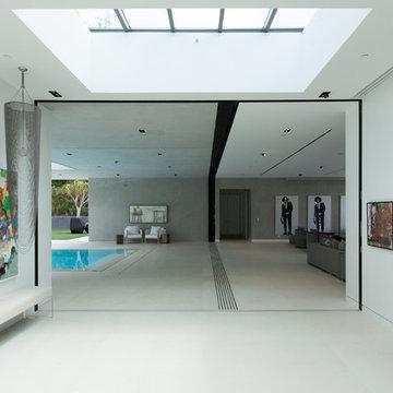 Hillcrest: Trousdale Estates Modern New Home