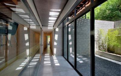Helligkeit für dunkle Ecken: 6 Wege, Tageslicht im Haus zu verteilen