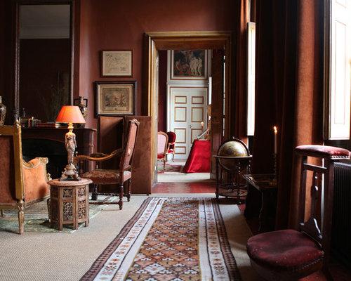 traditional hallway design ideas pictures remodel. Black Bedroom Furniture Sets. Home Design Ideas