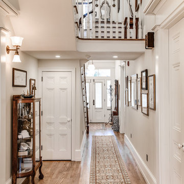 Historic Home Renovation from Top to Bottom