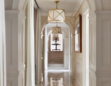 Historic mansion block apartment