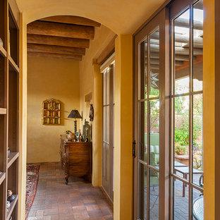 Hallway - southwestern hallway idea in Albuquerque