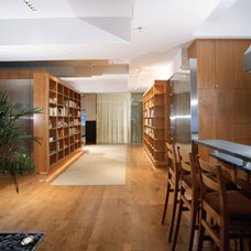 Modern Hall by Hanrahan Meyers Architects